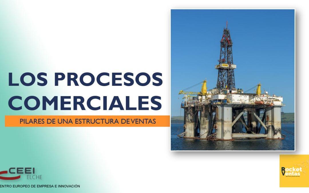 Procesos Comerciales - Pilares de una Estructura de Ventas