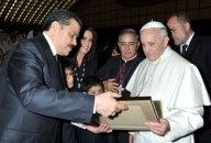 Paco en el Vaticano