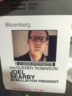 Bloomberg Press Pass