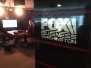 Fox Business Studio in DC