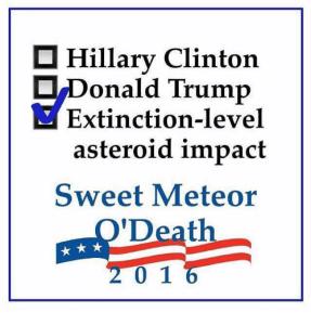hillary-clinton-onald-trump-extinction-level-asteroid-impact-sweet-meteor-death-2854414