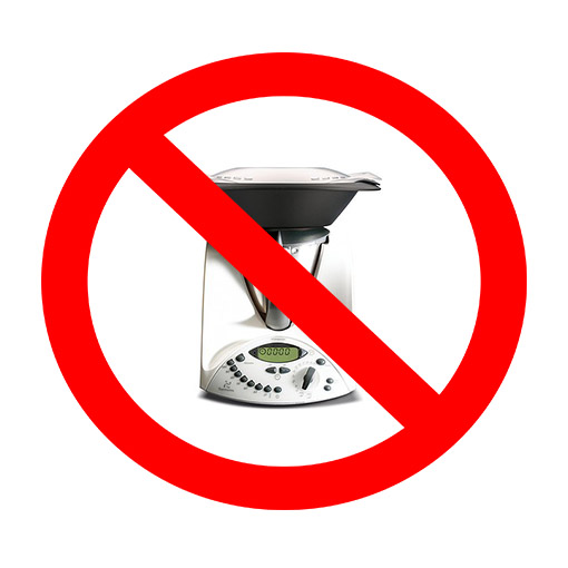 no thermomix