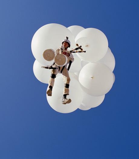 Joel Tauber | Activist. Artist. Filmmaker. | cluster ballooning