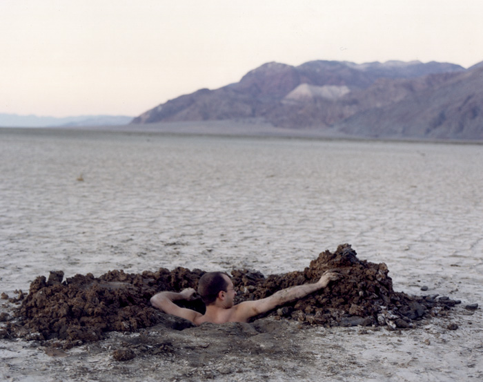 Seven Attempts to Make a Ritual is a 7-channel video installation and a 24-minute film by Joel Tauber. It chronicles Tauber's attempts to place himself inside the Earth in particular ways in order to achieve a mystical experience.