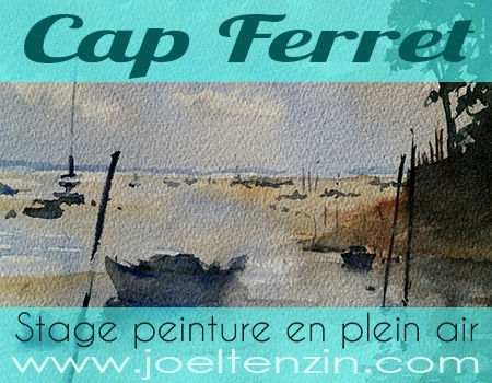 http://joeltenzin.fr/boutique/stages/week-end-peinture-en-plein-air-cap-ferret/
