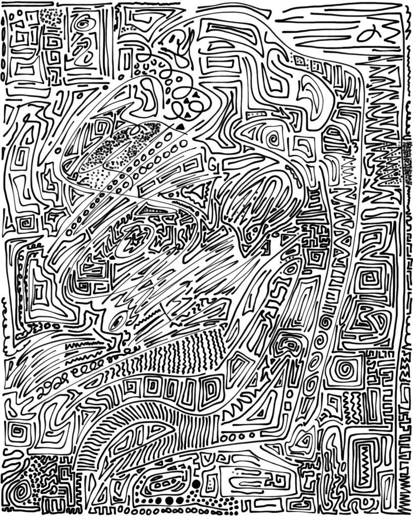 This is a doodle.