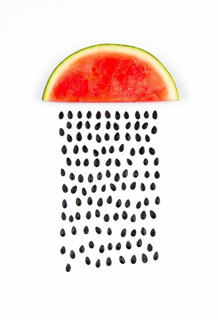 """Seedless"" - Such a fun deconstruction."