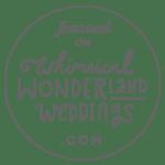 Berkshire wedding photographer Featured on whimsical wonderland weddings