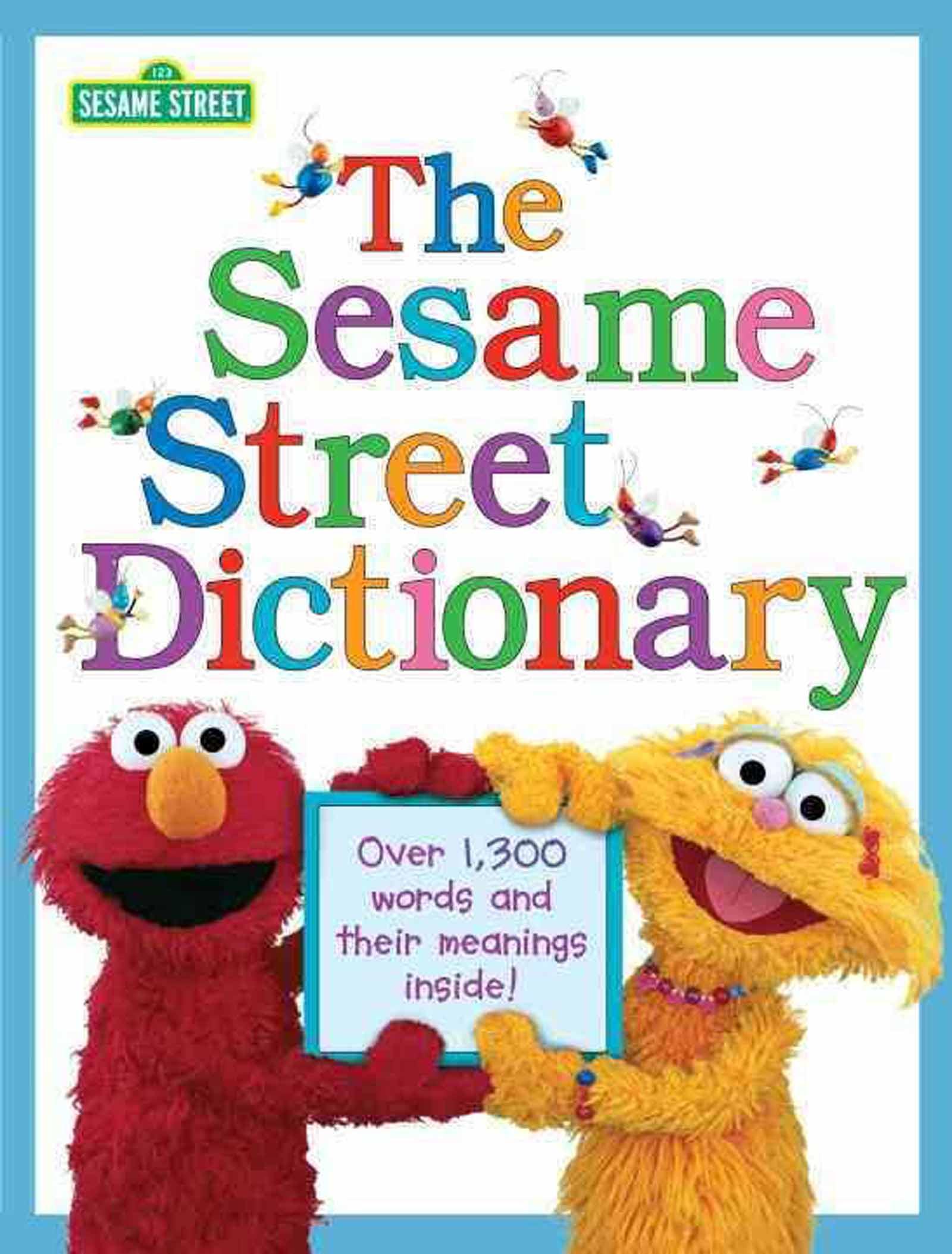 The Sesame Street Dictionary