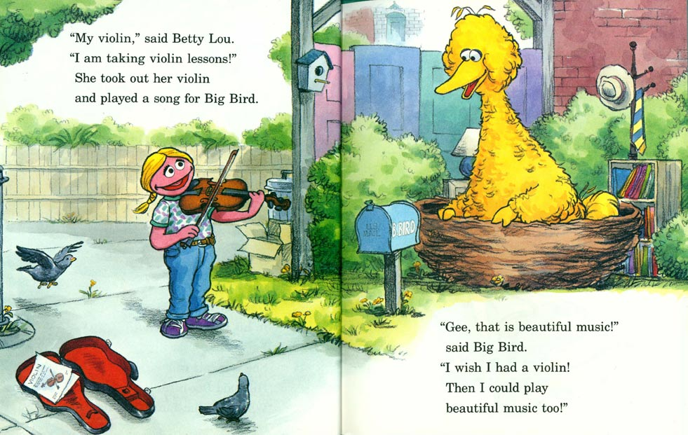 big bird s plays