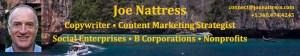 Joe Nattress Copywriter Content Marketing Strategist
