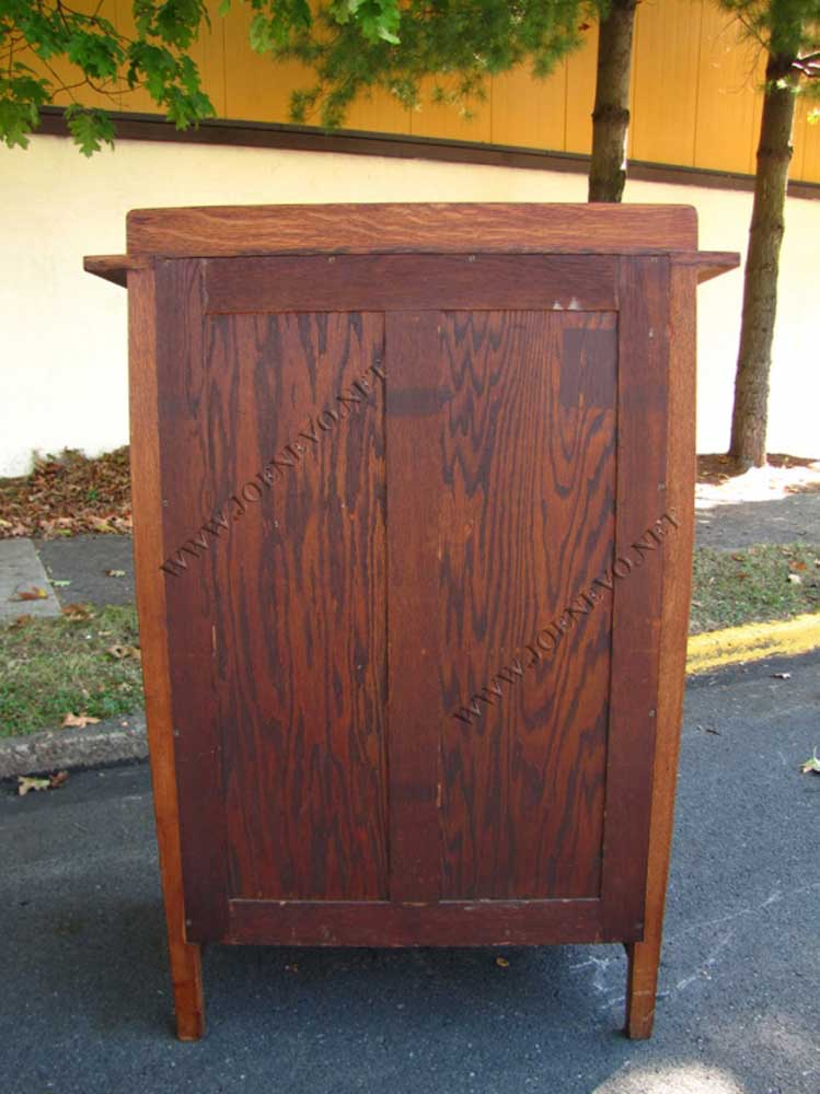 Antique Gustav Stickley Harvey Ellis Chest Of Drawers