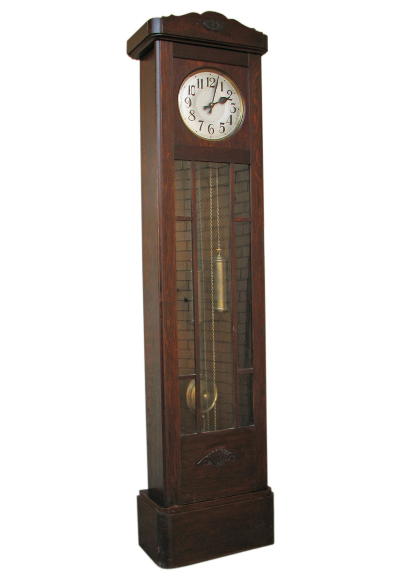 Gustav Becker Grandfather Clock FF133_1  joenevo