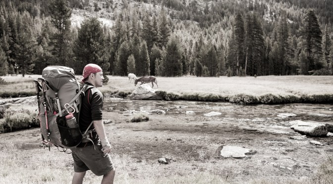 7 DAYS IN THE BACKCOUNTRY