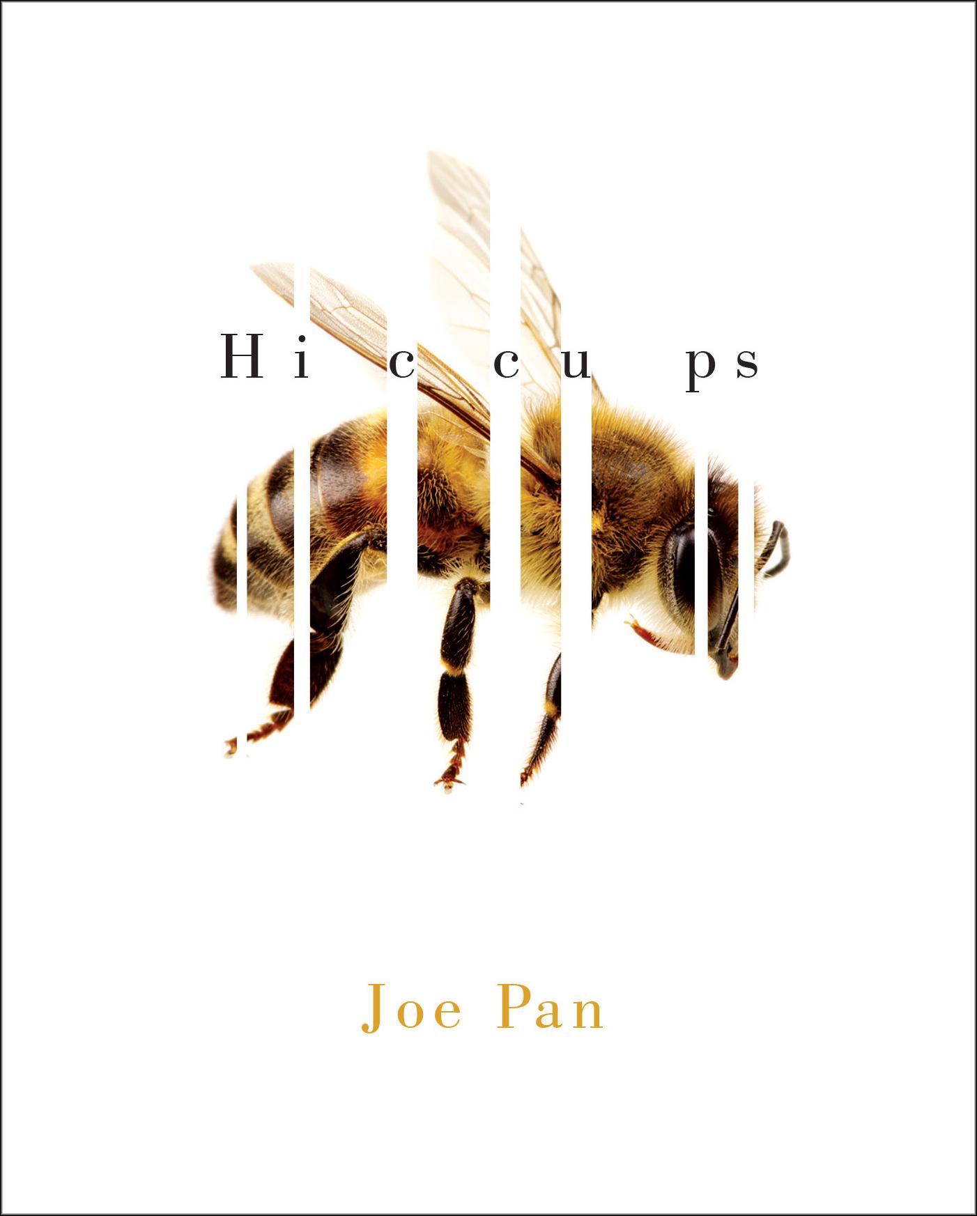 Hiccups, 2015, poetry, Joe Pan