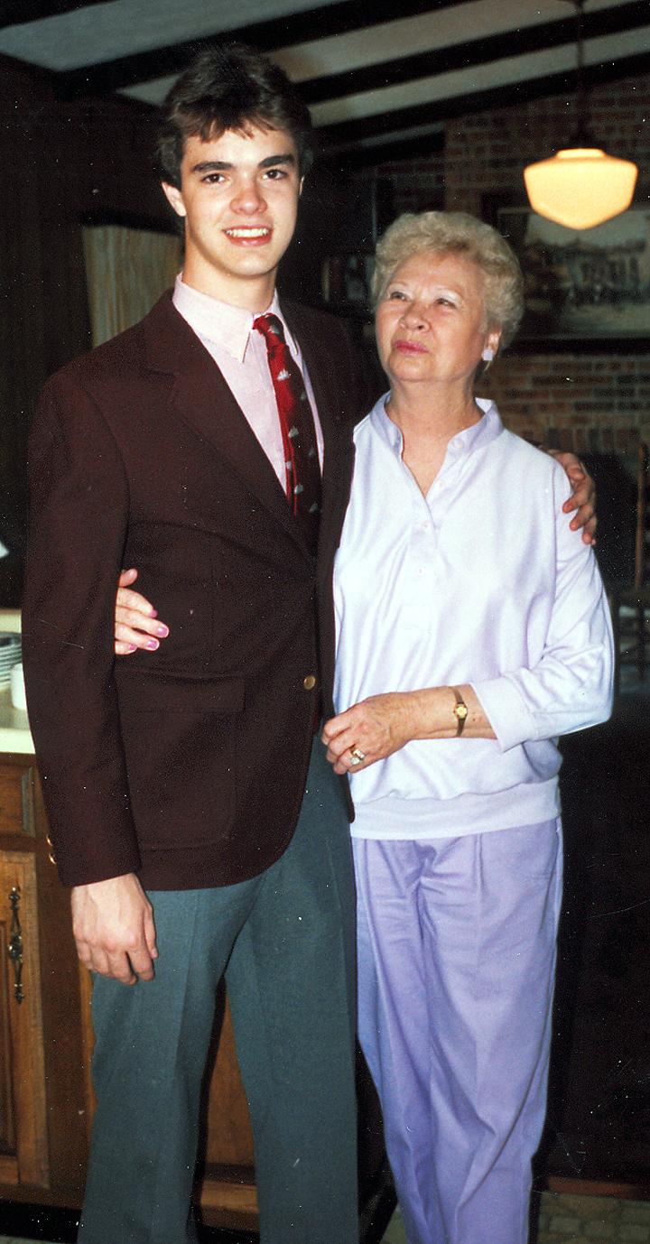 Scott Wanda May 1989