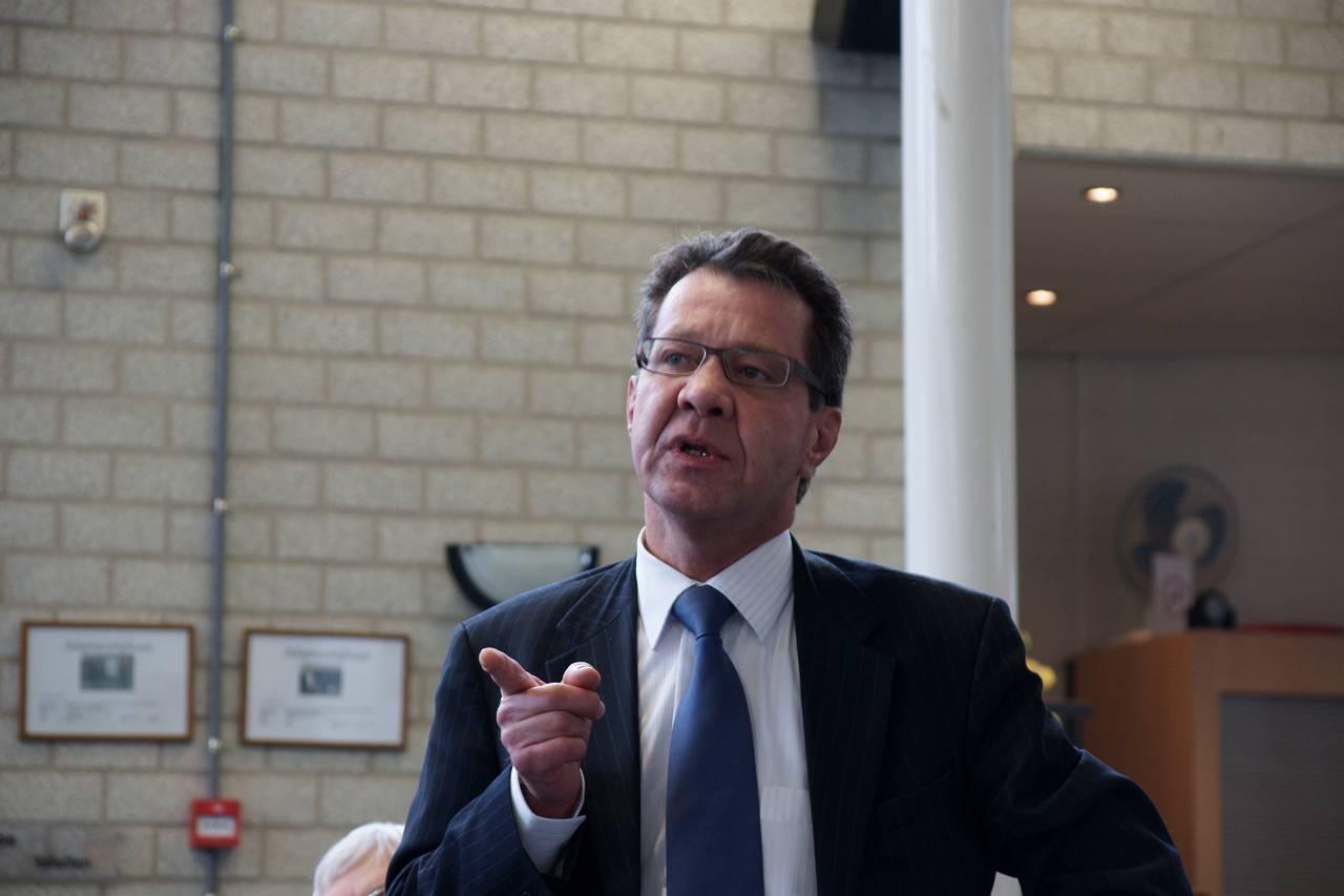 Wim Orbons stelt een vraag