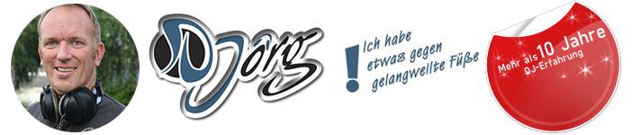 DJ Joerg – Ihr DJ für Hochzeiten, Geburtstag oder Betriebsfeiern