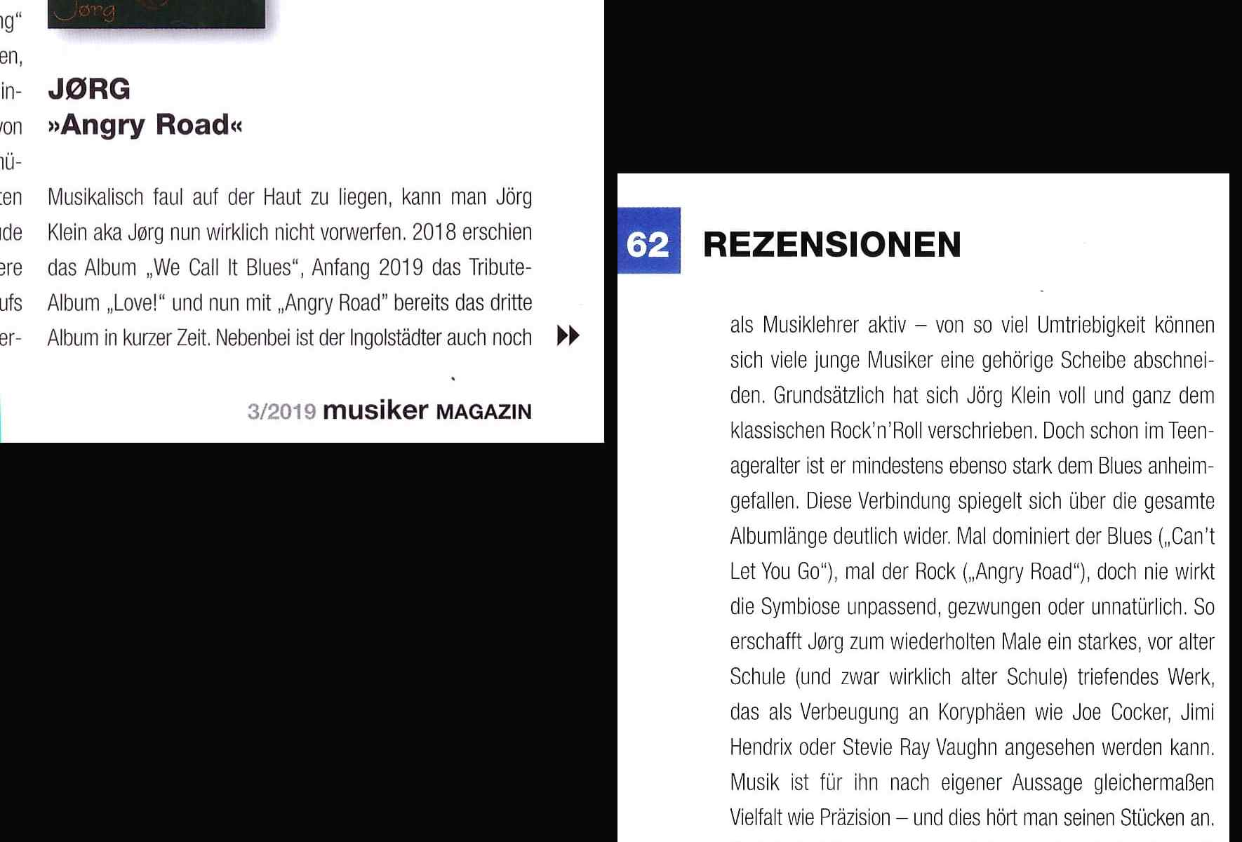 ReView Musikermagazin