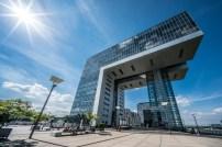 Kranhaus / Crane building