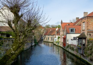 Leben am Kanal / Living at the canal