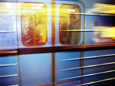 U-Bahn, Budapest, 2013