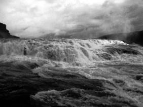 Gullfoss, Island, 2009