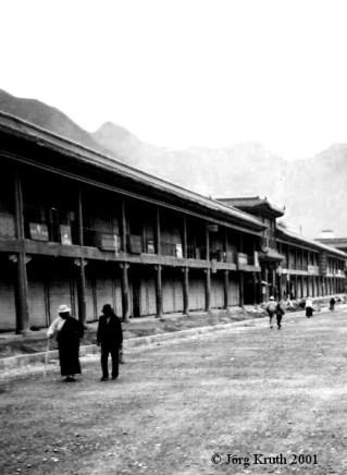 Xiahe, Gansu, 2001