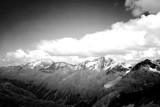 In den Alpen, 1992