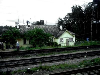 an der Strecke, Oblast Leningrad © Kruth 2008