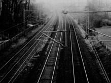 Gleise © Kruth 2015