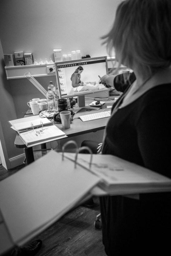 making of Medela Fotoshooting in Flensburg by Jörg Oestreich @ Werbewolke