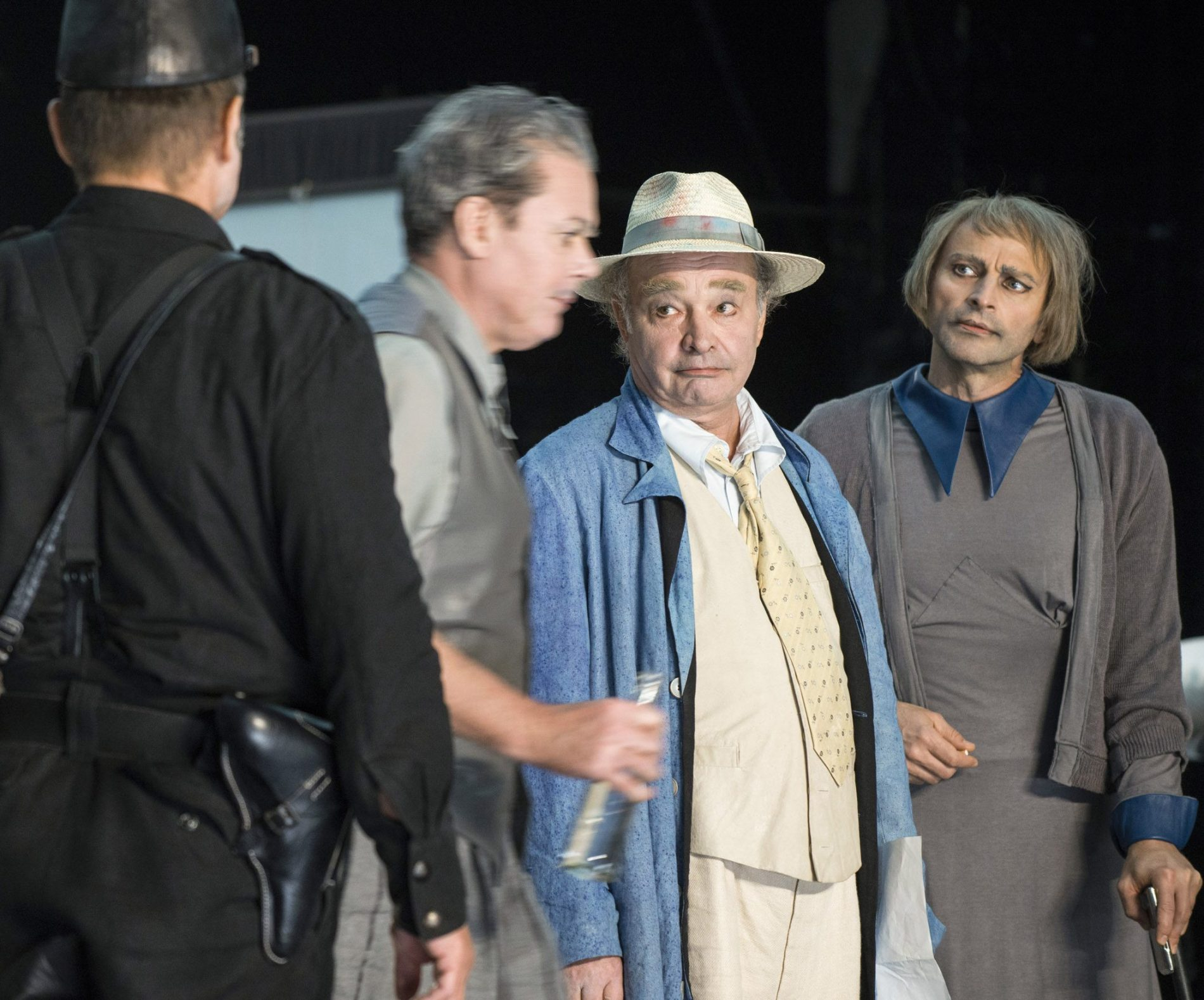 mit Achim Nimtz, Martin Schneider, Martin Seifert