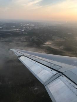 6:00am flight into ATL