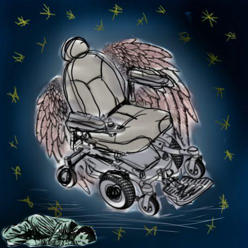 sketch-gevallen-engel