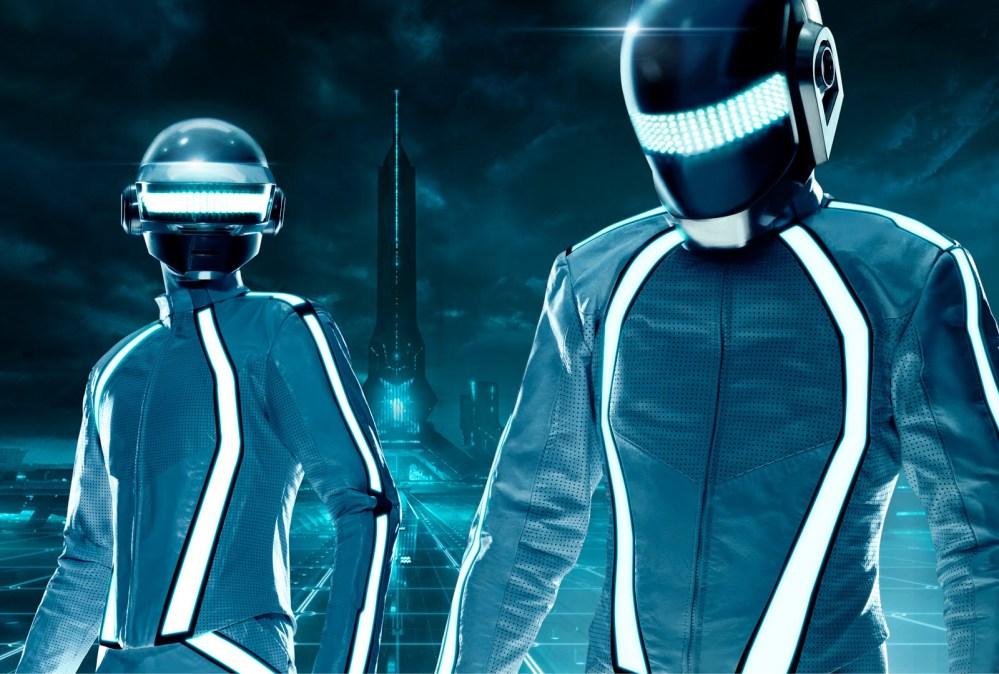 *** Daft Punk Legacy  !!!  (3/3)