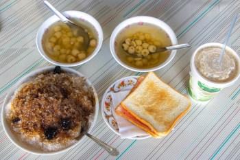 台中南區,在地的好味道,大象綠豆湯~