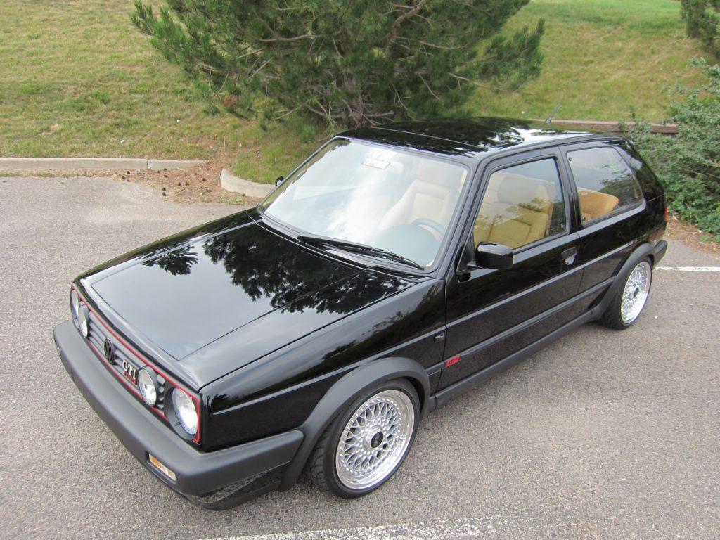 1992 volkswagen gti 16v black [ 1024 x 768 Pixel ]