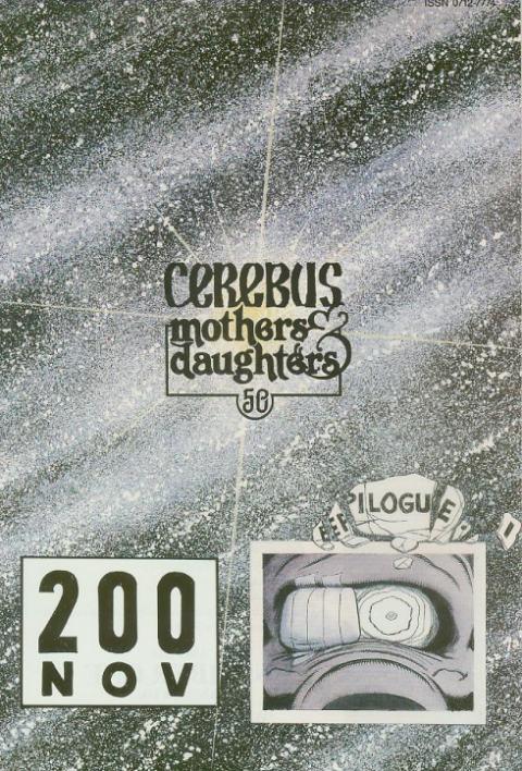 Cerebus #200 - November 1995