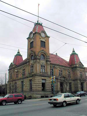 Vancouver's Heritage Hall has been the home of the Vancouver Comicon for over 10 years.