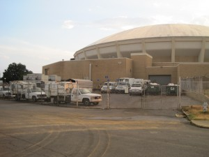Midsouth Coliseum