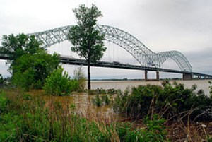 Memphis Flood 2011 - 40.14 Feet (3)