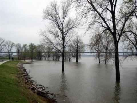 memphis flood