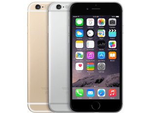 iPhone 6 Gold, Silver, Space Grey 2014