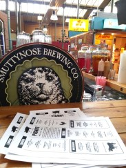 Smuttynose Brew