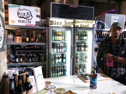 Craft-Bier aus Berlin