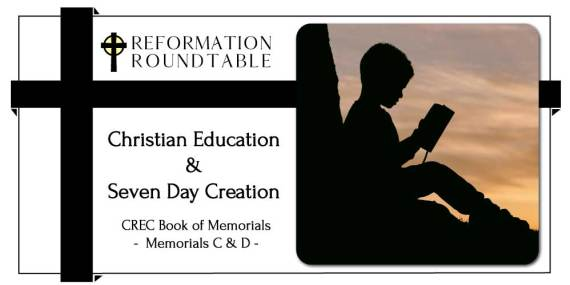 Christian Education and Seven Day Creation