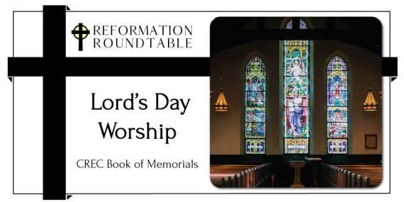 Memorial on Worship