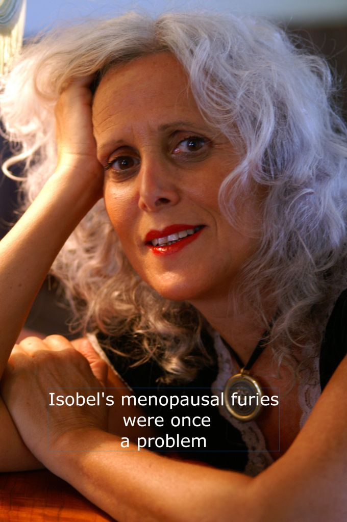 Isobel and menopause