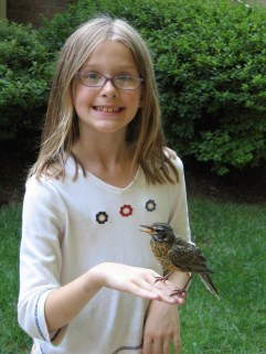 Molly and Bird